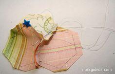 Hand-Sewn Hexagon Tutorial – moxyideas