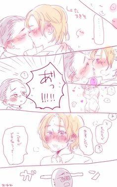 First Kiss ♡ || Thorki || Cr: みかみ