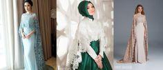 Kebaya Brokat, Model Kebaya, Niqab, Muslim, Cape, Kimono Top, Women, Fashion, Mantle