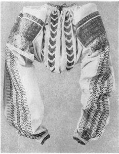 Folk Embroidery, Gloves, Costumes, Romania, Ethnic, Popular, Patterns, Clothing, Fashion