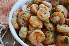 Sweet and smokey Chipotle lime shrimp recipe - CherylStyle