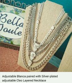Silver Dot Casablanca Style Pendant Drop Stella Bella Joule