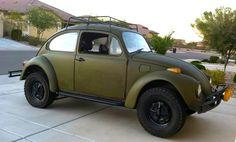 Fancy Cars, Cool Cars, Vw Rat Rod, Vw Syncro, Vw Baja Bug, Volkswagen New Beetle, 4x4, Vw Vintage, Vw Cars