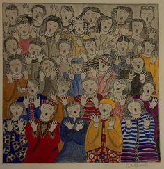 Chumbara   7th Grade Girls Choir   Chagrin Falls Choir