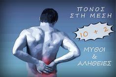 Πόνος στη Μέση: Μύθοι και Αλήθειες !  #πονος #οσφυαλγια #θεραπεια