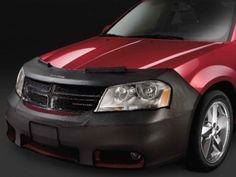 11-14 Dodge Avenger Front-End Bra Cover BLACK MOPAR GENUINE OEM BRAND NEW #Mopar