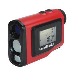 Golf 1000 Pro Laser Range Finder
