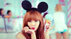 "HyunA - album - ""Melting"", song - ""Ice Cream"" (2012.10.22)  현아 두번째 미니앨범 'MELTING'의 타이틀 곡 'Ice Cream' 티져   2012.10.22    HyunA, the hottest K-POP icon is back!   New EP 'MELTING', featuring the single 'Ice Cream', is released 2012.10.22"