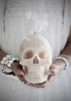 Skull candle//