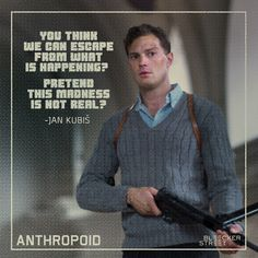 Resistance has a code name. Operation #Anthropoid, now playing in theaters.