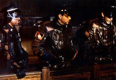 Blade Runner - Street Police