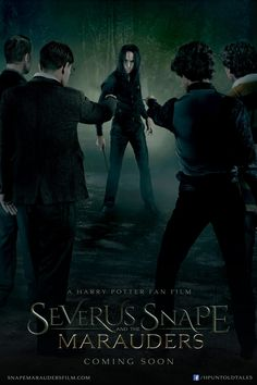 Severus Snape and the Marauders – Teaser Trailer for new Harry Potter fan film