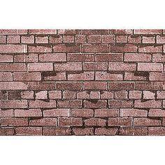 Terracotta Brick Corrugated Paper