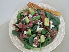 Wilted Spring Salad