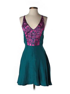 Check it out - Amanda Uprichard Silk Dress for $68.99 on thredUP!
