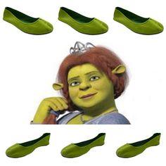 Sapatilha da Fiona