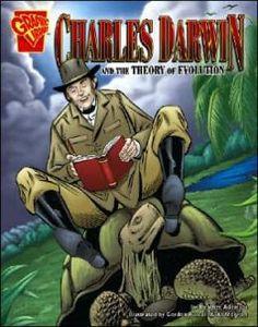 Charles Darwin Theory of Evolution   Charles Darwin and the Theory of Evolution by Heather Adamson ...