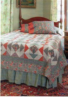 Greystone Manor Quilt Pattern Pieced SM
