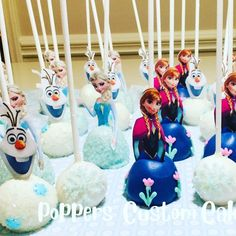 These pretty princesses for a 4 year old princess 👑. I love making a child's special day special. ❤️#princess #frozencakepops #frozen… Frozen Cake Pops, Princess Crowns, Cookie Pops, Kid Character, 4 Year Olds, Decorated Cookies, Cookie Decorating, Princesses, Special Day