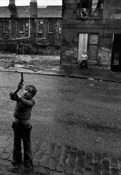 Josef Koudelka - Scotland. 1977.