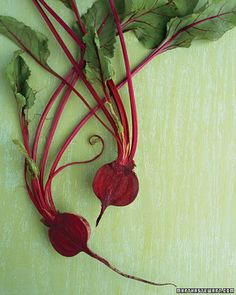 Wow - so many great beet recipes to try.