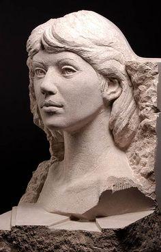 ❤ - Philippe Faraut | Cumulostratus - 2003 (Limestone)