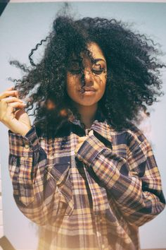 Beautiful Girls, with Curly hair (: Pelo Natural, Natural Curls, Curly Hair Styles, Natural Hair Styles, Kinky Hair, Natural Hair Inspiration, We Are The World, Curly Girl, Hair Journey