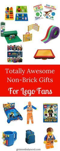 Check out these awesome Lego gift ideas. This list will give you unique non-brick present ideas for kids who love Lego. Source by sixthbloom Awesome Lego, Cool Lego, Cool Toys, Toddler Toys, Toddler Activities, Kids Toys, Free Activities, Legos, Lego Gifts