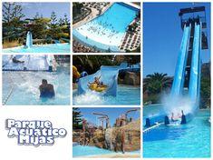 Parc Aquatique de Mijas, Malaga - Costa del Sol (Espagne)