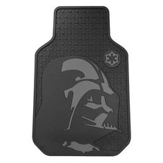 Star Wars Darth Vader Rubber Floor Mat 2-Pack - PlastiColor - Star Wars - Car Accessories at Entertainment Earth