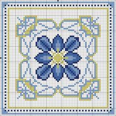 Azulejos Portugueses por Filomena Reis: GG1 - Céu de Lisboa - Grafico Gratuito