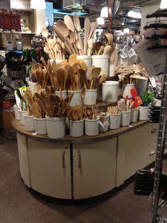(A través de CASA REINAL) >>>>  Sur La Table - New York - Cookshop - Cook & Dine - Serious Cook - Cookery School - Visual Merchandising - Layout - Lifestyle - Landscape - www.clearretailgroup.eu