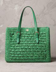 Alma rafia  Donna - Borse Donna su Dolce&Gabbana Online Store Italia - Dolce & Gabbana Group