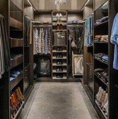 43 Organized Closet Ideas - Dream Closets_22