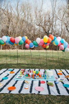 +91 Ideas Para Fiestas Infantiles ⇒ Cumpleaños Originales [Niño / Niña]