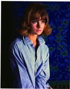 Ronald Falloon Photography: 1962 Jean Shrimpton Denim Shirt