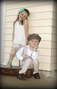 Adorable Clothing for Little Ones - Weddings, Gifts, Vintage, Art Deco & more!