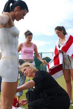 emma-cammack-finishing-off-cams-dress