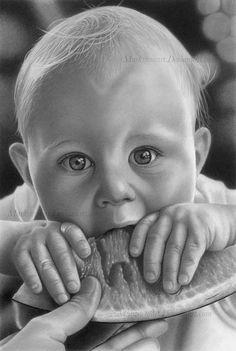 Drawing: Post 1,, Natural Beauty Drawing { Babys }