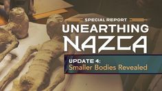 In Update 4 we share more results and take a look at two more bodies that have come from the tomb bearing resemblances to Maria and Victoria. New Mummy, Ancient Mysteries, First Video, Physiology, Bodies, Victoria, Ancient Art, Gaia, Scientists