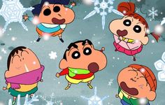 Shin Chan Wallpapers For Mobile Phones