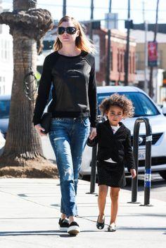 Ellen Pompeo & Stella: Mommy & Me