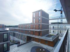 Woningen IJburg Blok 65b in Amsterdam - alle projecten - projecten - de Architect