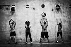 Love them our hate them, there is no denying the effectiveness of the wall ball. Want to learn to love them? Here are 5 Reasons Why Wall Balls are Awesome!