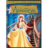 Anastasia Starring Meg Ryan, John Cusack, Christopher Lloyd and Hank Azaria (2006)
