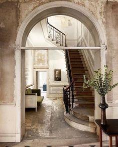 Interior Architecture, Interior And Exterior, Interior Design, Dream Home Design, My Dream Home, Vie Simple, Georgian Mansion, Second Hand Furniture, Home Hacks