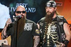 Metal fan Jeff Hanneman, Kerry King, Zakk Wylde, Metal Fan, Moment Of Silence, Metal Mulisha, Rock N Roll, Eye Candy, Punk