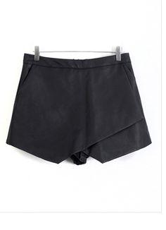 레더랩치마바지,pants
