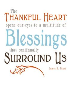 art quotes Tips from a Typical Mom: 21 Days of Gratitude Challenge- Free Thanksgiving Subway Art Quote Printable Grateful Quotes, I Am Grateful, Thankful Thursday, Attitude Of Gratitude, Gratitude Quotes, Lds Quotes, Inspirational Quotes, Fall Quotes, Gospel Quotes