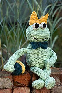 Frog Charming by Toni Rexroat
